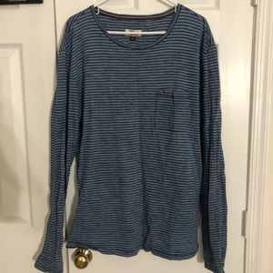 Tommy Hilfiger pocket long sleeve